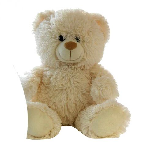 Peluche Ours Blanc 38cm