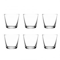 "Lot de 6 Verrines en Verre ""Cucina"" 7cm Transparent"