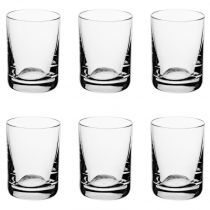 "Lot de 6 Verrines en Verre ""Taverna"" 5cm Transparent"