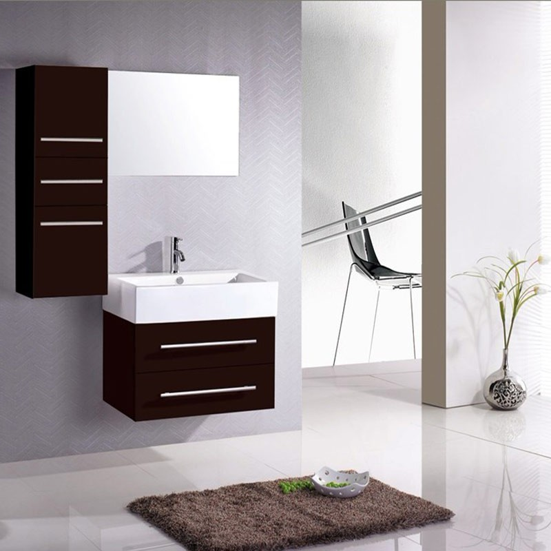 ensemble meuble salle de bain elegant weng. Black Bedroom Furniture Sets. Home Design Ideas