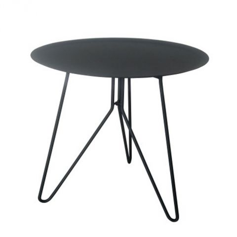 "Table d'Appoint ""Klixx"" Noir"