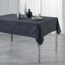 "Nappe Rectangulaire ""Filiane"" 140x300cm Anthracite"