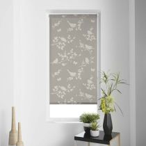 "Store Enrouleur ""Rossignol"" 60x90cm Taupe"