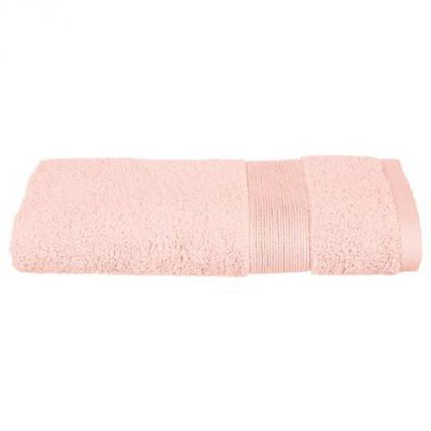 "Serviette de Toilette ""Confort"" 50x90cm Rose"