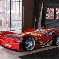 "Lit Enfant Voiture ""Night Racer"" Rouge"