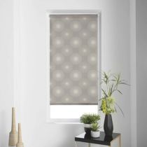 "Store Enrouleur Tamisant ""Ozone"" 90x180cm Taupe"
