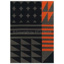"Tapis Arte Espina ""Ethno Pop"" Orange"