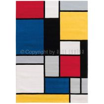 "Tapis Arte Espina ""Coloured Cubes"" Multicolore"