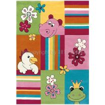 "Tapis Arte Espina ""Kids Animals"" Multicolore"