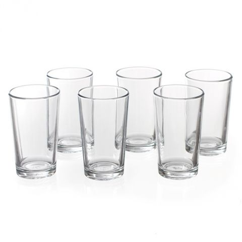 "Lot de 6 Verrines ""Analya"" Transparent"