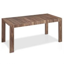 "Table de Repas Extensible ""Jorys"" 160-210-260cm Naturel"