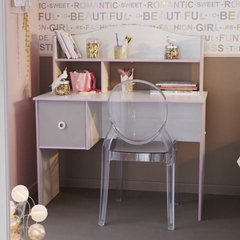 "Bureau Enfant ""Dream"" Rose"