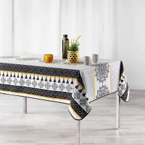 "Nappe Rectangle ""Meridiana"" 150x240cm Blanc"