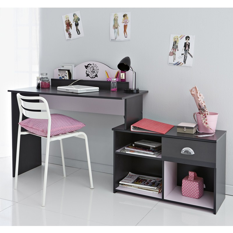 bureau enfant fille bureau enfant fille bureau fille. Black Bedroom Furniture Sets. Home Design Ideas