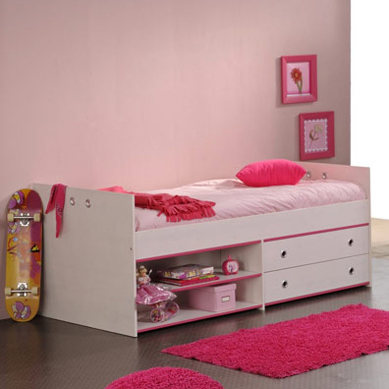 emejing lit enfants avec tiroir pictures. Black Bedroom Furniture Sets. Home Design Ideas