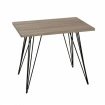 "Table d'Appoint Design ""Fawn"" 60cm Naturel"