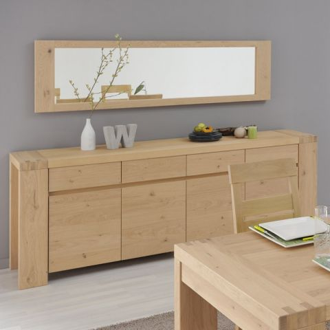 "Buffet 4 Portes ""Dune"" Naturel"