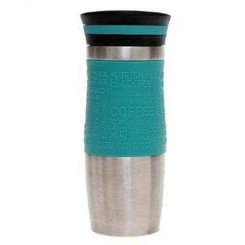 "Mug Isolant ""Colors"" 35cl Turquoise"