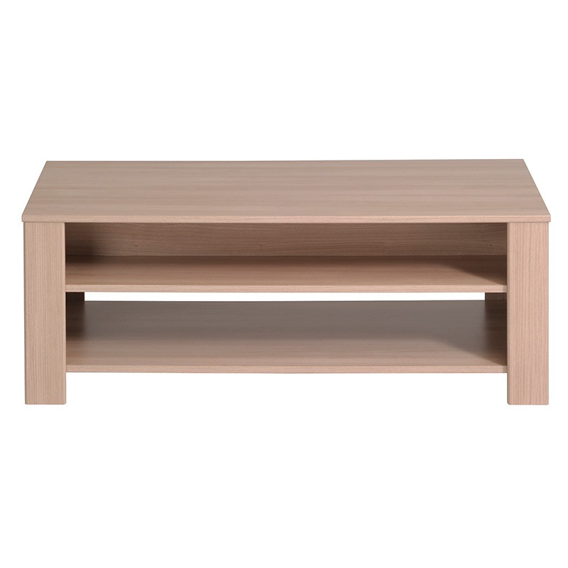 Table basse arthur bois clair for Table basse bois clair