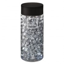 "Gel Vase ""Crystal"" 500ml Gris"