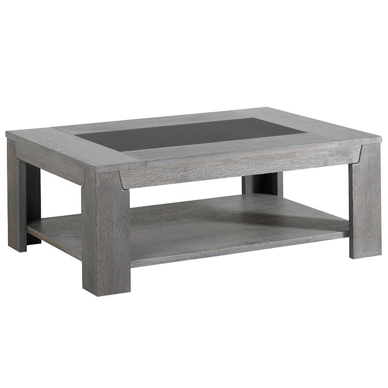 table basse spark gris. Black Bedroom Furniture Sets. Home Design Ideas