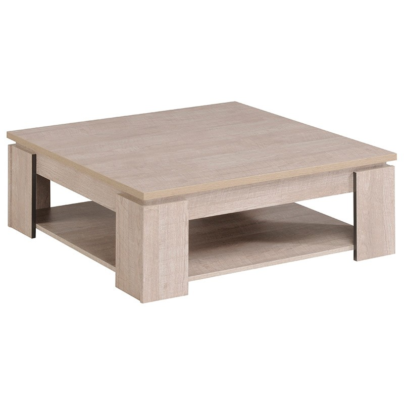 Table basse boston gris for Table basse ceruse gris