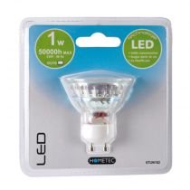"Ampoule 15 Led ""GU10"" 11cm Transparent"