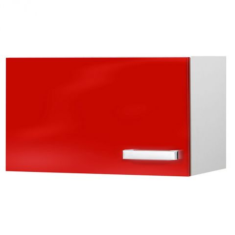 "Surhotte 1 porte ""Glossy"" Rouge"
