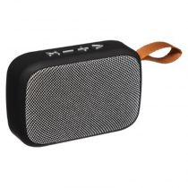 "Enceinte Portable Sans Fil ""Speak"" 11cm Noir"