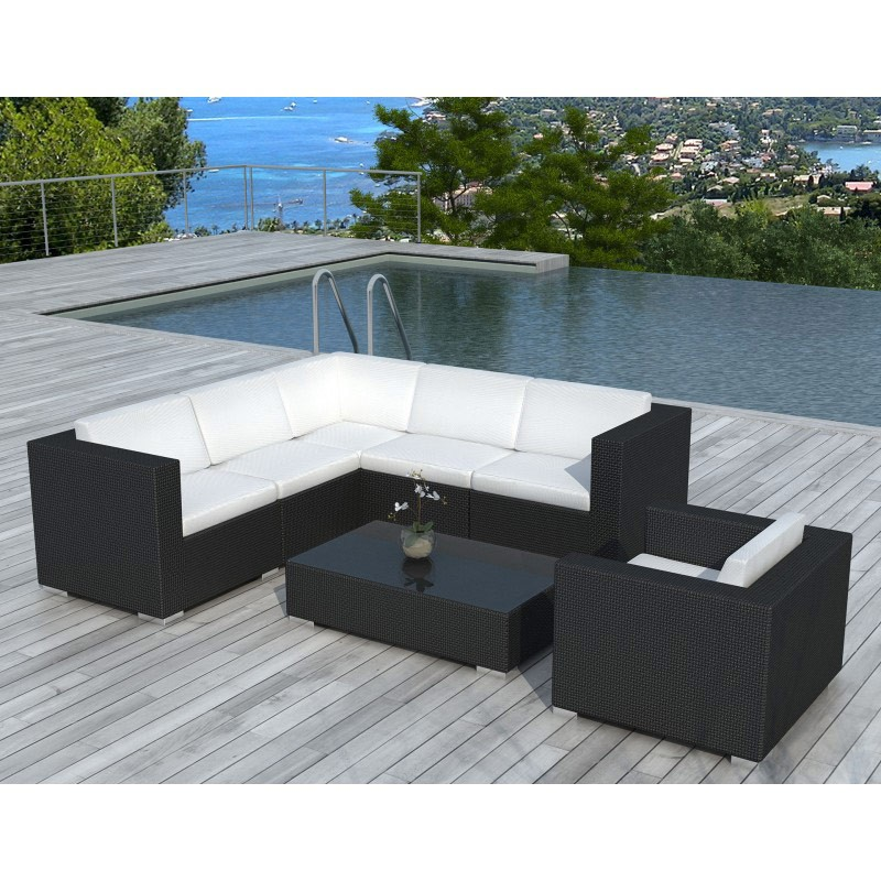salon de jardin en resine tressee noir pas cher 28 images vito salon jardin noir encastrable. Black Bedroom Furniture Sets. Home Design Ideas