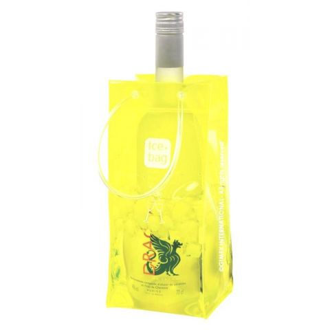 Sac à glace ICE BAG Jaune