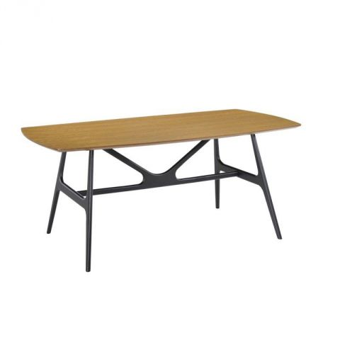 "Table de Repas ""Yoka"" 180cm Naturel"