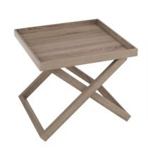 """Table d'Appoint Modulable """"Ayana"""" 52cm Naturel"""