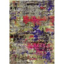 "Tapis Arte Espina ""Action Art"" Rouge"