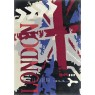 "Tapis Arte Espina ""Down Town"" London Rouge"