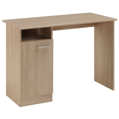 "Bureau 1 Porte ""Galaxy"" Naturel"