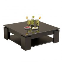 "Table Basse ""States"" Noir"