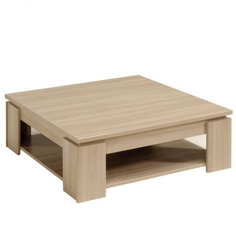 "Table Basse ""States"" Naturel"