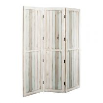 "Paravent en Bois ""Southbay"" 170cm Multicolore"