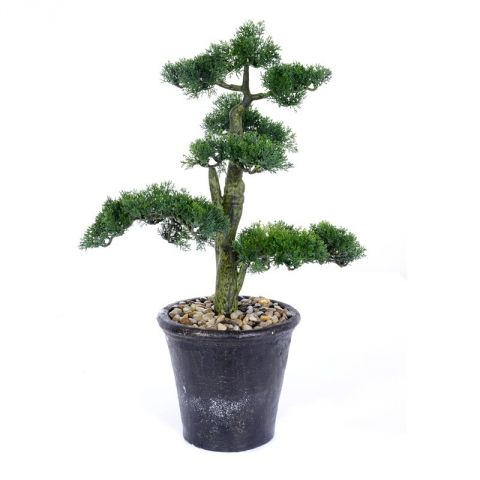 "Plante Artificielle ""Bonsai"" 63cm"