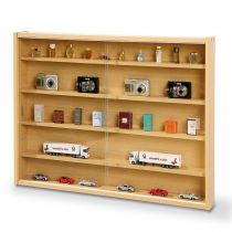 "Vitrine Murale pour Miniatures ""Collection"" GM Naturel"