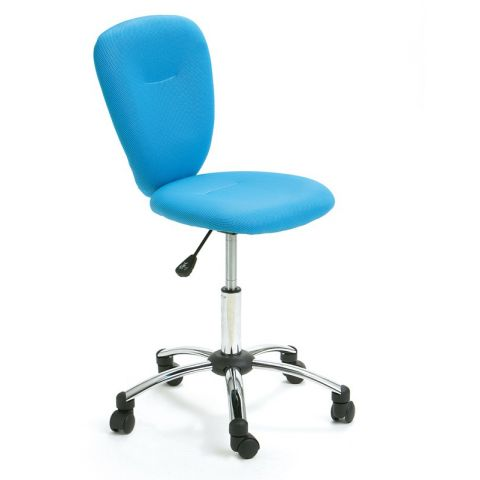"Chaise de bureau ""Colors"" Bleu"