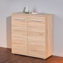 "Buffet 2 Portes ""Giulia"" Naturel"