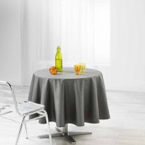 "Nappe Ronde ""Liany"" 180cm Anthracite"