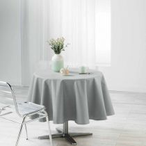 "Nappe Ronde ""Liany"" 160cm Gris"