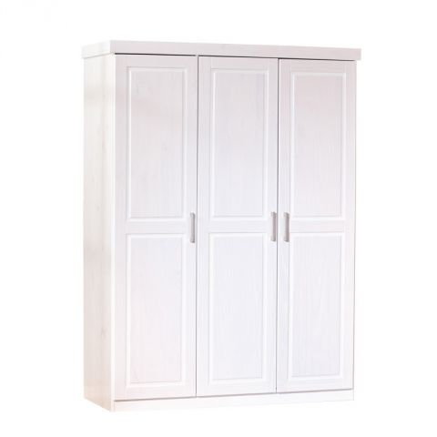 "Armoire 3 portes ""Angel"" Blanc"
