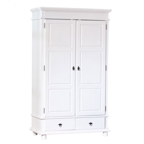 armoire coraze blanc. Black Bedroom Furniture Sets. Home Design Ideas