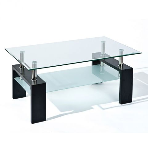 "Table Basse ""Leny"" Noir"