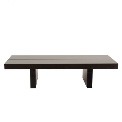 "TemaHome - Table Basse 150cm ""Tokyo"" Wengé"