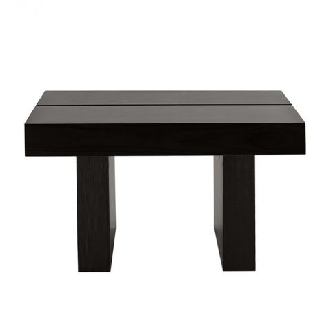 "TemaHome - Table d'Appoint 62cm ""Tokyo"" Wengé"